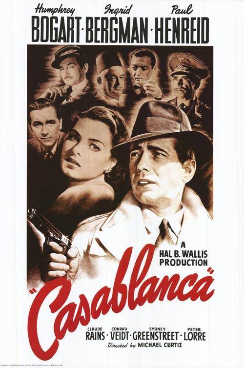 Film club - Casablanca 10/01/2020